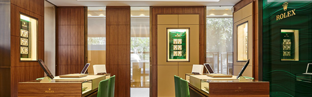 Our Rolex Showroom